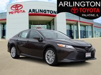 Toyota Camry XLE 2019