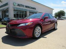 2019_Toyota_Camry_XLE_ Plano TX