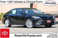 2019_Toyota_Camry_XLE_ Roseville CA