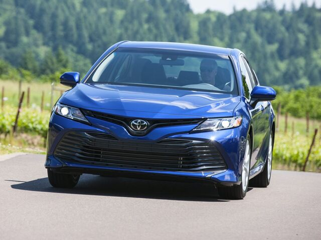 2019 Toyota Camry XLE South Lake Tahoe CA