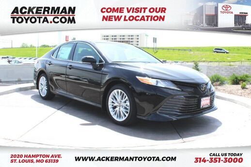 2019 Toyota Camry XLE St. Louis MO