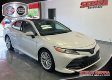 2019_Toyota_Camry_XLE V6_ Central and North AL