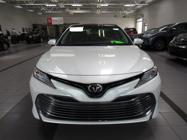 2019 Toyota Camry XLE V6 Green Bay WI
