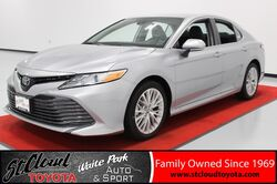 2019_Toyota_Camry_XLE_ St. Cloud MN