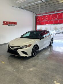 2019_Toyota_Camry_XSE_ Central and North AL