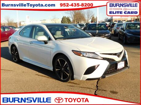 2019_Toyota_Camry_XSE_ Burnsville MN