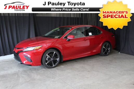 2019_Toyota_Camry_XSE_ Fort Smith AR