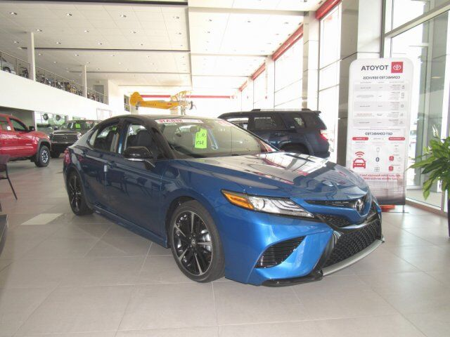 2019 Toyota Camry XSE Green Bay WI