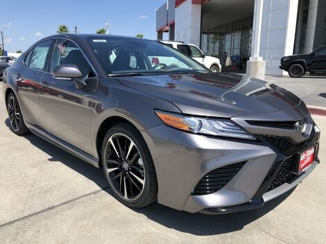 2019_Toyota_Camry_XSE_ Harlingen TX