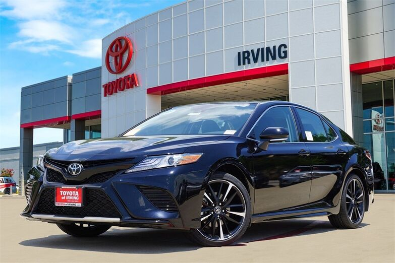 2019 Toyota Camry XSE Irving TX