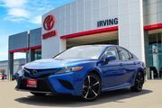 2019 Toyota Camry XSE Video