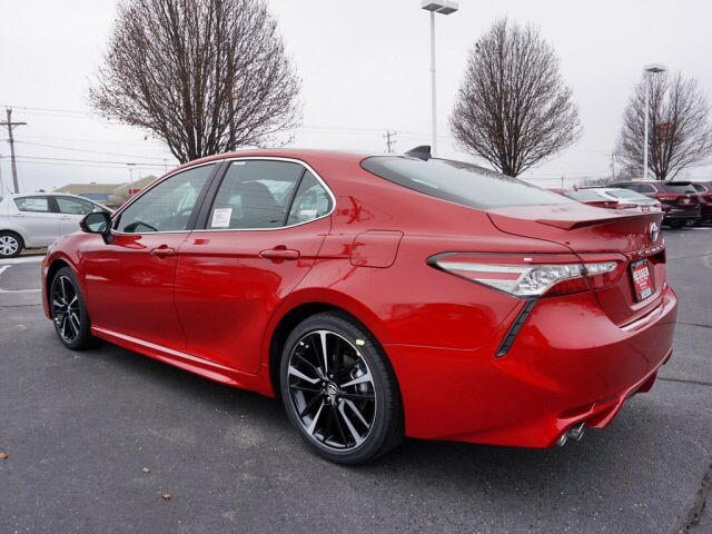 2019 Toyota Camry XSE Janesville WI