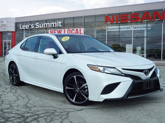 2019 Toyota Camry XSE Lee's Summit MO