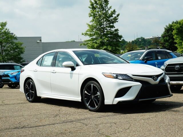 2019 Toyota Camry XSE Cranberry Twp PA