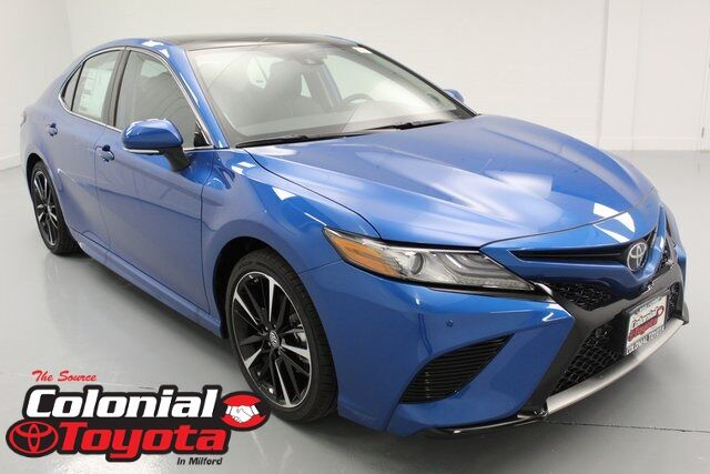 2019 Toyota Camry XSE Milford CT