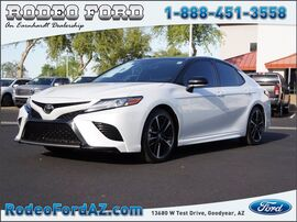 2019_Toyota_Camry_XSE_ Phoenix AZ