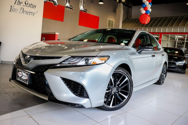 2019 Toyota Camry XSE Red Interior 1 Owner Springfield NJ