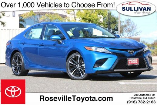 2019 Toyota Camry XSE Roseville CA