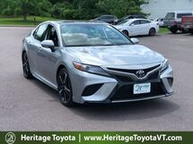 2019 Toyota Camry XSE South Burlington VT