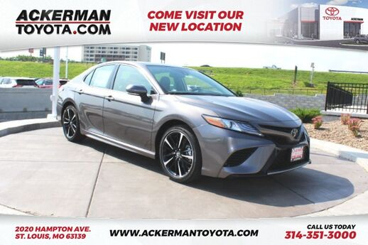 2019 Toyota Camry XSE St. Louis MO