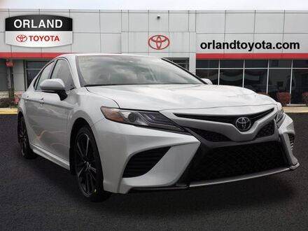 2019_Toyota_Camry_XSE_ Tinley Park IL