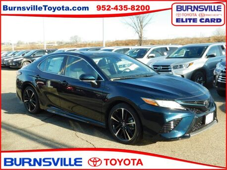 2019_Toyota_Camry_XSE V6_ Burnsville MN