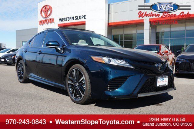 2019 Toyota Camry XSE V6 Grand Junction CO