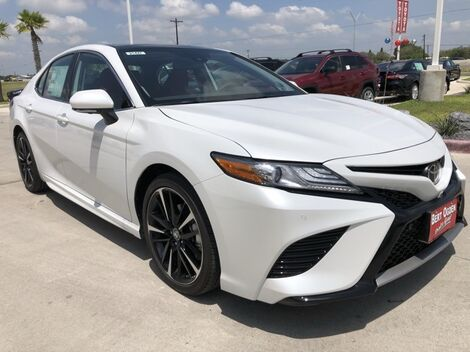 2019_Toyota_Camry_XSE V6_ Harlingen TX
