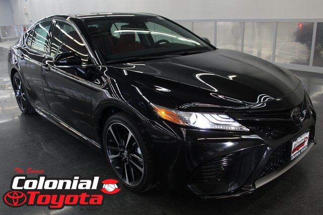 2019 Toyota Camry XSE V6 Milford CT