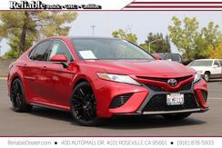 2019_Toyota_Camry_XSE V6_ Roseville CA