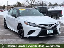 2019 Toyota Camry XSE V6 South Burlington VT