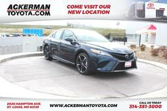 2019_Toyota_Camry_XSE V6_ St. Louis MO