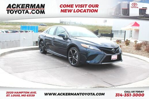 2019 Toyota Camry XSE V6 St. Louis MO