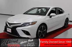 2019_Toyota_Camry_XSE_ St. Cloud MN