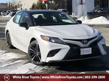 2019 Toyota Camry XSE White River Junction VT