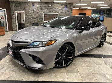 2019_Toyota_Camry_XSE_ Worcester MA