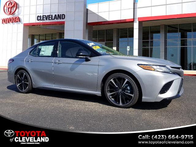 Uber Lease Car >> New 2019 Toyota Camry Xse V6 in McDonald TN