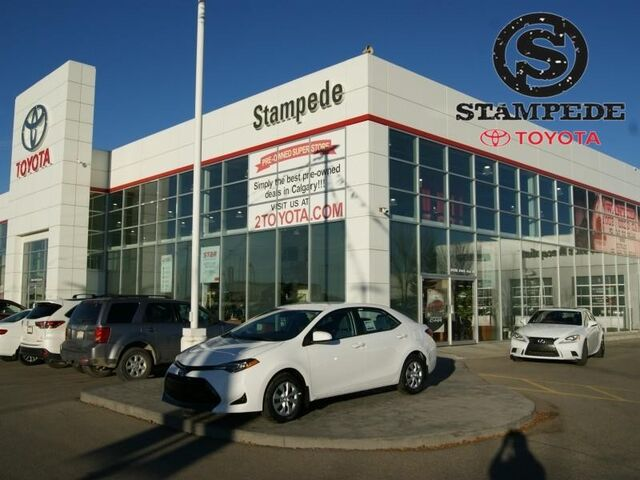 2019 Toyota Corolla Air Conditioning Package NE Calgary AB