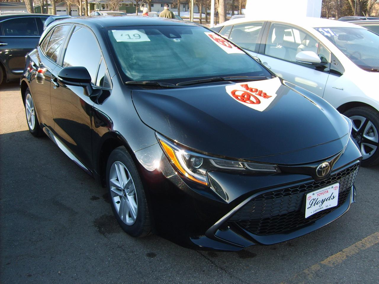 2019 Toyota Corolla HB SE Jamestown ND
