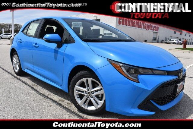 2019 Toyota Corolla Hatchback  Chicago IL