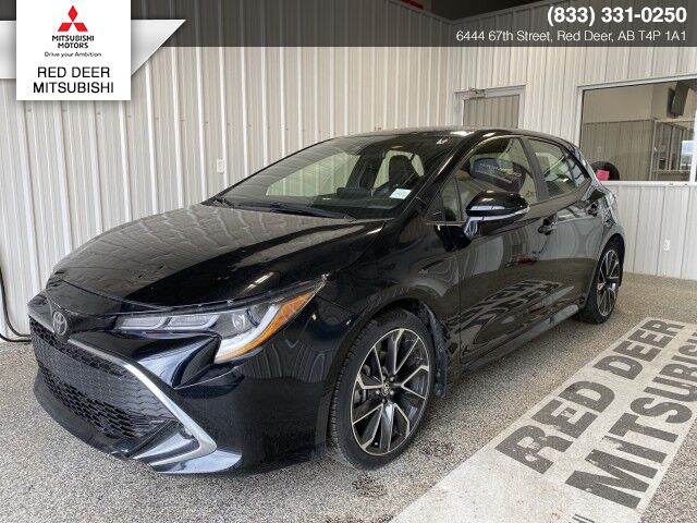 2019 Toyota Corolla Hatchback Red Deer County AB