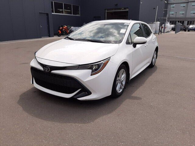 2019 Toyota Corolla Hatchback SE | AUTO | LEATHER | *HAIL SAVINGS* Calgary AB