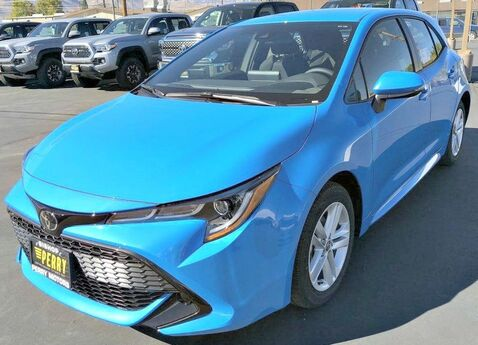 2019 Toyota Corolla Hatchback SE Bishop CA