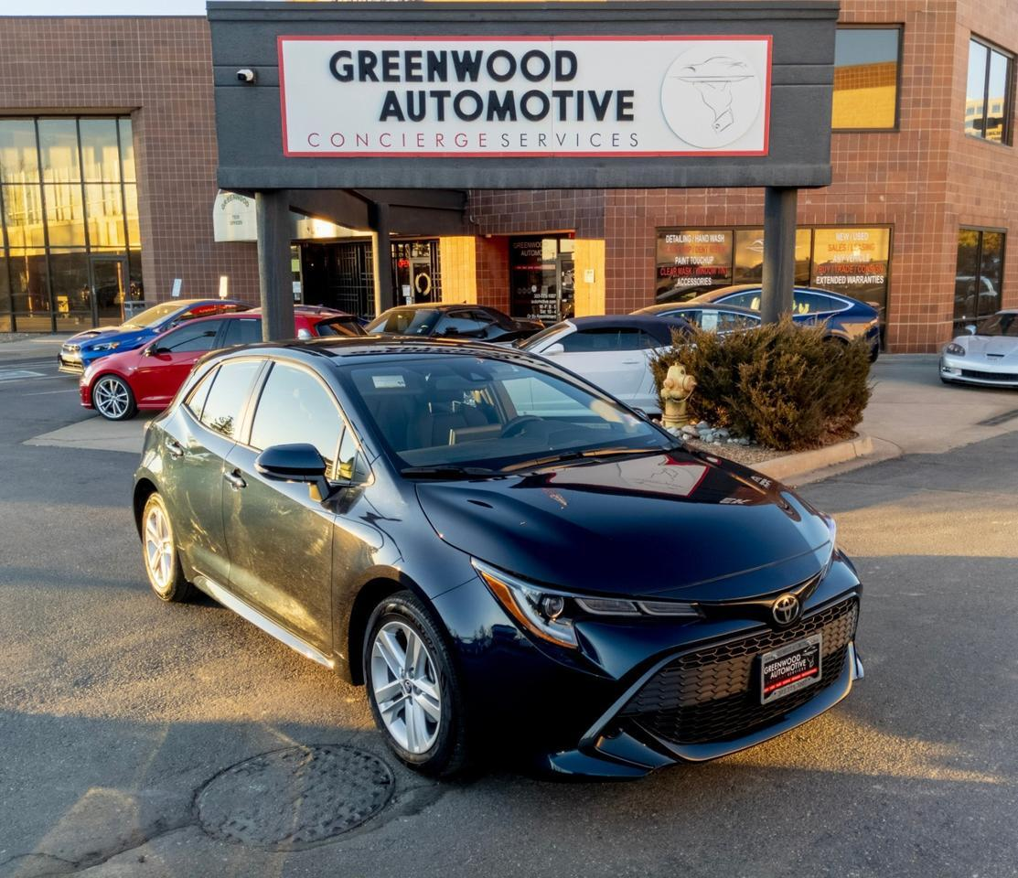 2019 Toyota Corolla Hatchback SE Greenwood Village CO