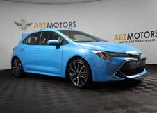2019_Toyota_Corolla Hatchback_SE_ Houston TX