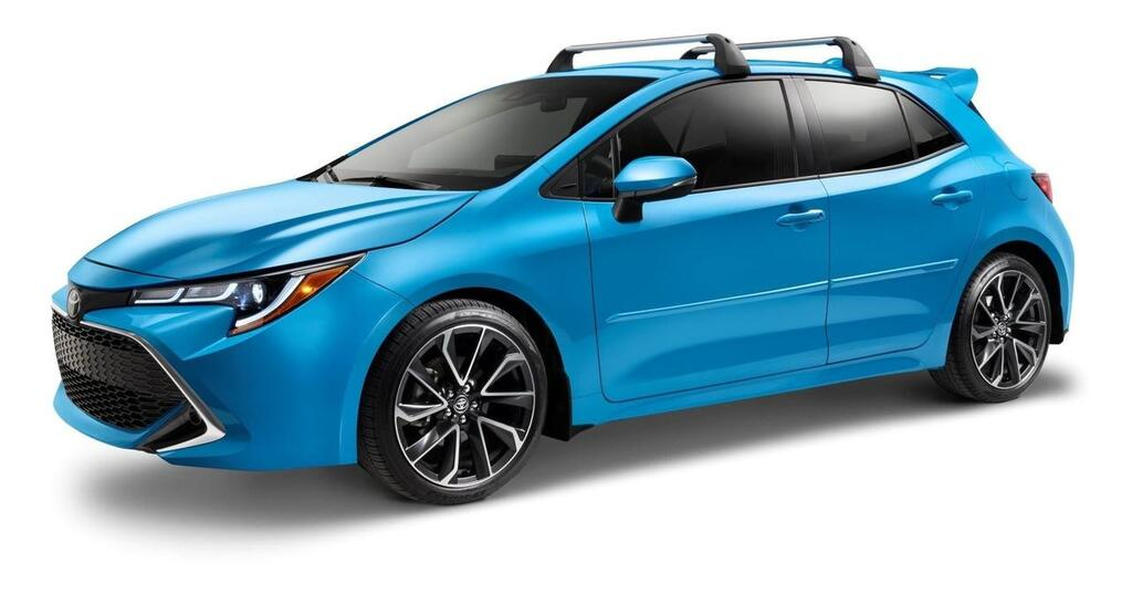 vehicle details 2019 toyota corolla hatchback at. Black Bedroom Furniture Sets. Home Design Ideas