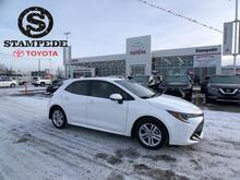 2019_Toyota_Corolla Hatchback_SE Package  - Certified_ Calgary AB