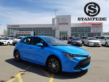 2019_Toyota_Corolla Hatchback_SE Package  - Low Mileage_ Calgary AB