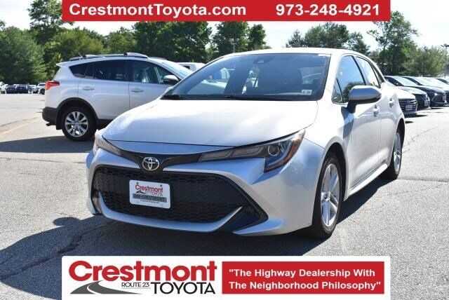 2019 Toyota Corolla Hatchback SE Pompton Plains NJ