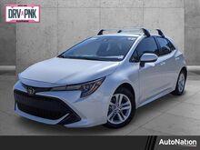 2019_Toyota_Corolla Hatchback_SE_ Reno NV